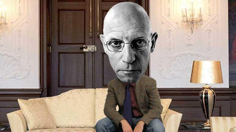 Foucault panopticon quotes
