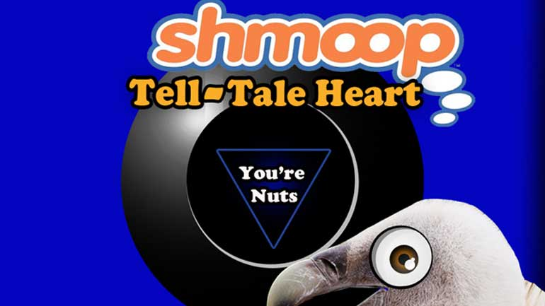the tell tale heart questions the narrators story is full of seemingly ridiculous statements which did you find the most ridiculous now can you think of any information that